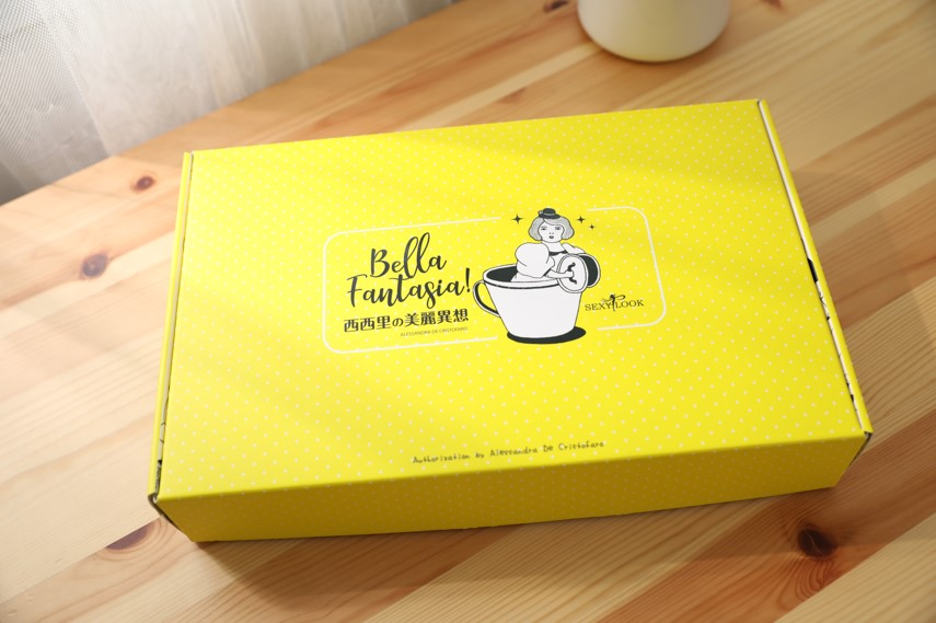 SEXYLOOK西西里鮮調限定禮盒(限時優惠價NT$699),帶女孩一起進入義大利西西里的美麗異想-05